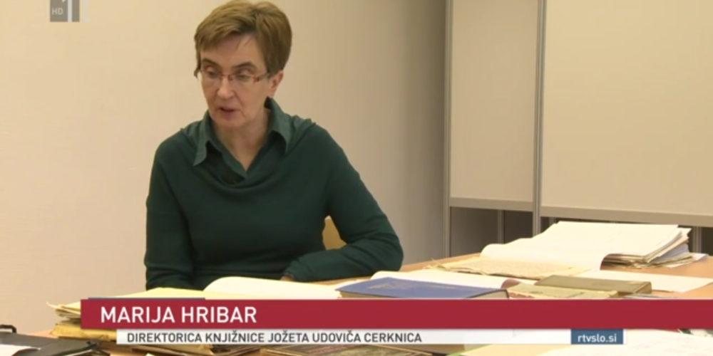 RTV Slovenija o Ivanu Matičiču