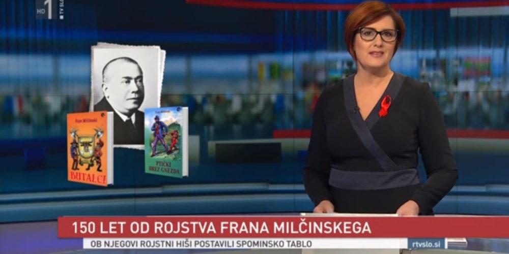 Prispevek na RTV Slovenija – Slovenska kronika