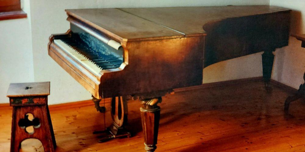 Restavriranje Gerbičevega klavirja