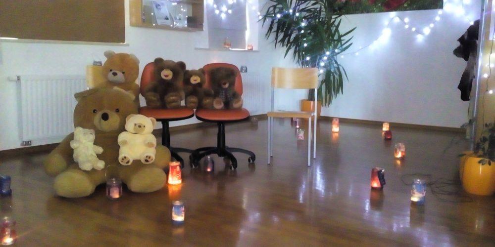 Medvedi na Blokah