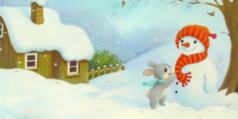 Zimsko veselje – pravljična urica z ustvarjalno delavnico za otroke od 4. leta dalje