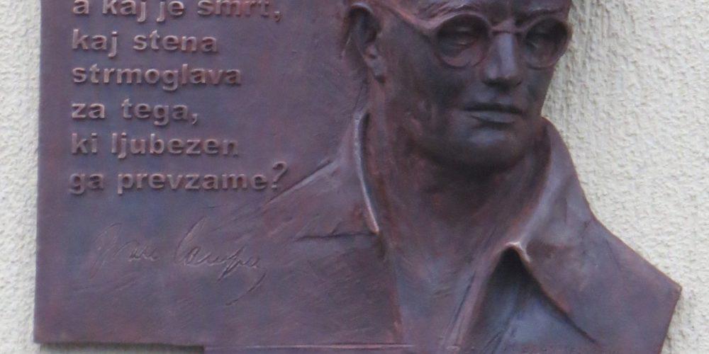 Pesnik in pisatelj Ivan Čampa se je rodil na današnji dan