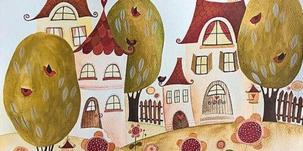 Barvni dotiki – razstava unikatnih izdelkov Ivanke Kovšca