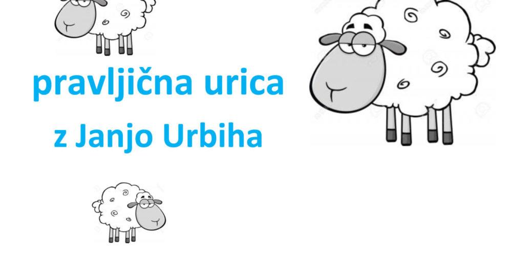 Od ovce do preje – pravljična urica z Janjo Urbiha