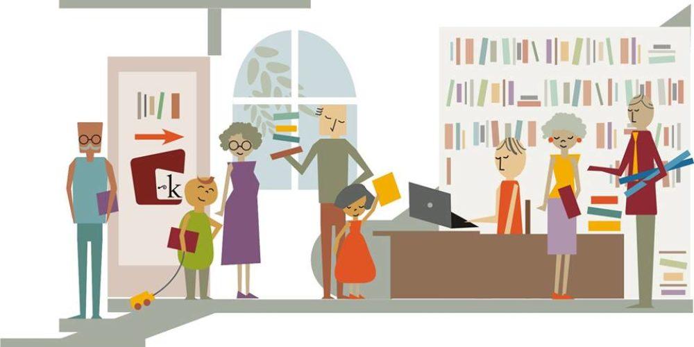 Javnomnenjska raziskava o splošnih knjižnicah