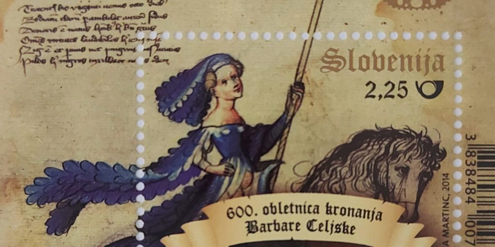 Slovenke na poštnih znamkah – razstava znamk iz zbirke Marinke Cempre Turk