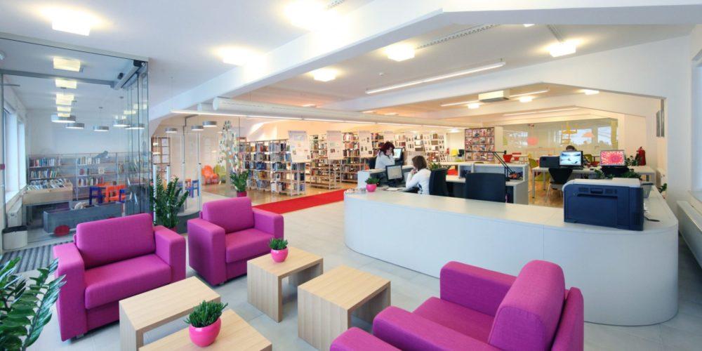 Devet let od odprtja nove knjižnice na Rakeku