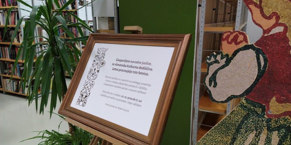 Robert Kužnik – Gasparijeve narodne jaslice v naravni velikosti