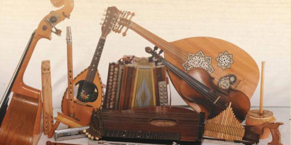 Podpis namere za digitalizacijo arhiva ljudskih pesmi Notranjske