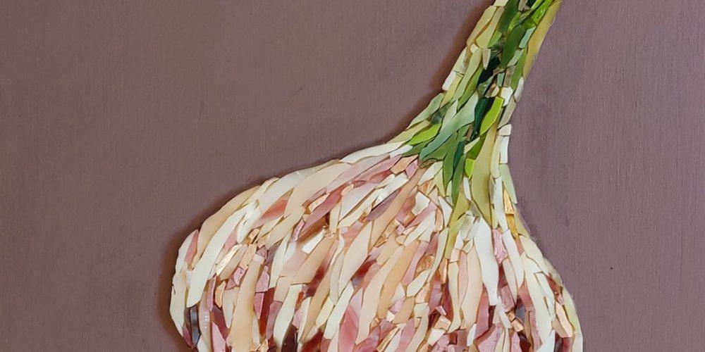 Sadje, zelenjava in slaščice – razstava mozaične sekcije KD Rak Rakek